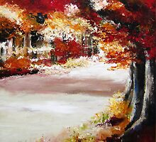 Sunny Autumn Day by atelier1