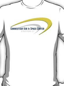 Connecticut Air & Space Center logo T-Shirt