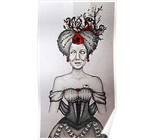 HitRECord Ancestry: The Queen of Hearts Poster