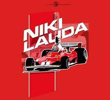 Niki Lauda - F1 1976 Unisex T-Shirt