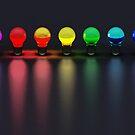 Disco Bulbs by Bruno Beach