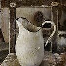 Old Jug , a still life by Julesrules