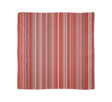 Many colorful stripe pattern in red on Scarves by pASob-dESIGN | Redbubble