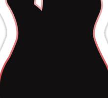 Anger, The Black Fireball Sticker