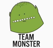Team Monster by MonsternMonkey