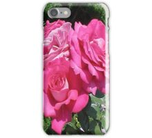 3 Pink Roses... iPhone Case/Skin