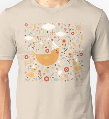 Party Chickens  T-Shirt