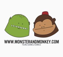 Monster & Monkey by MonsternMonkey