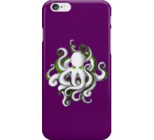 Mutant Zombie Dectopus iPhone Case/Skin