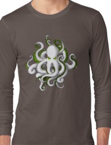 Mutant Zombie Dectopus Long Sleeve T-Shirt