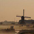 Sepia sunrise by Javimage