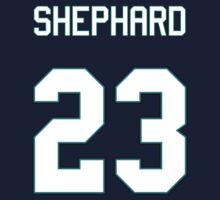 Lost Jersey - Shephard 23 by trekvix
