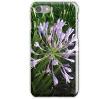 Purple Flower 2-H... iPhone Case/Skin