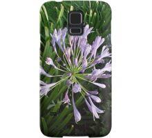 Purple Flower 2-H... Samsung Galaxy Case/Skin