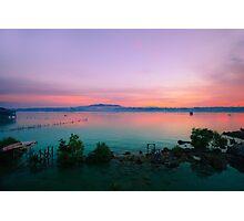 Tagbilaran Sunset 2.0 Photographic Print