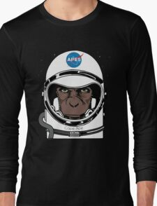 Apes to Mars Long Sleeve T-Shirt