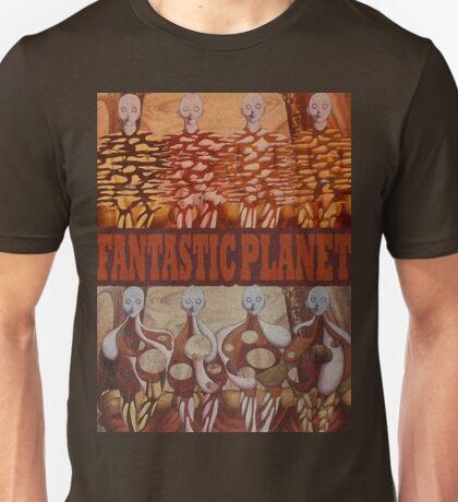The Fantastic Planet Unisex T-Shirt
