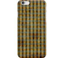 Gingham Man iphone case  iPhone Case/Skin
