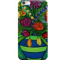 Funky Town Bouquet iPhone Case/Skin