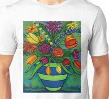 Funky Town Bouquet Unisex T-Shirt