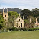 """Port Arthur - """"Hidden in the Trees"""" by PaulWJewell"""
