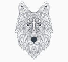 Wolf Gift Kids Tee