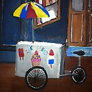 """Ice Cream Cart"" by Melissa Goza"