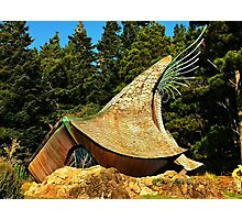 Prayer Chapel, Sea Ranch, California Photographic Print