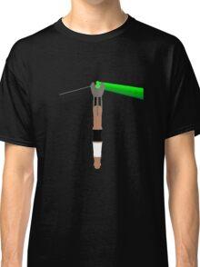 The Dark Side of Gallifrey Classic T-Shirt
