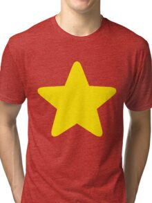 Steven Universe -Yellow Star Tri-blend T-Shirt