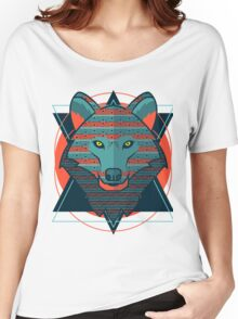 Wolf gift Women's Relaxed Fit T-Shirt