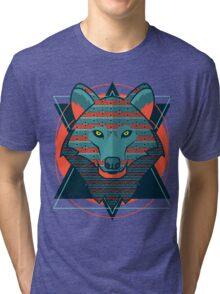 Wolf gift Tri-blend T-Shirt
