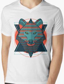 Wolf gift Mens V-Neck T-Shirt