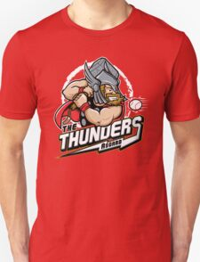 THE THUNDERS BASEBALL Unisex T-Shirt