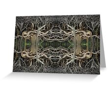 Mangrove strangeness and charm 2 Greeting Card