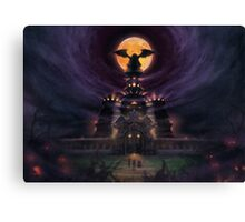 Magus Castle (9 left!) Canvas Print