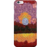 Blue Moon iPhone Case iPhone Case/Skin