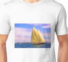 Sailing The Sound Unisex T-Shirt