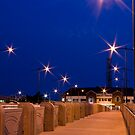 Walking the Bridge - Jubilee Bridge, Innisfail NQ by Giovanna Devlin