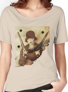 LouLou Bangs!!! Women's Relaxed Fit T-Shirt