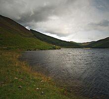 Loch Beannacharain 2 by WatscapePhoto