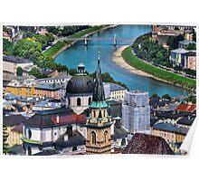 Salzburg ~ Austria, Europe Poster
