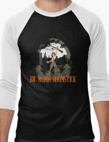 Big Badda Boomstick Men's Baseball ¾ T-Shirt