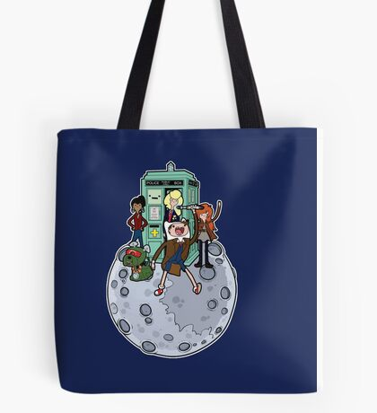 Adventure Time Lord Planetfall Tote Bag