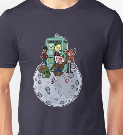 Adventure Time Lord Planetfall Unisex T-Shirt