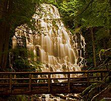 Ramona Falls 2 by Nick Boren