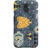 Midnight Bugs Samsung Galaxy Case/Skin