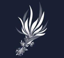 Bird of Paradise One Piece - Short Sleeve