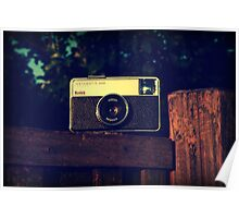 Kodak Instamatic 233 Poster