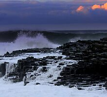 Giant's Causeway by Jill Fisher